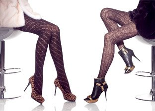 Fashion Tights by Charmante, Made in Italy