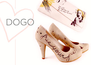 Ladylike: Dogo Higheels & Clutches