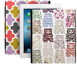 25% Off Select iPad Cases