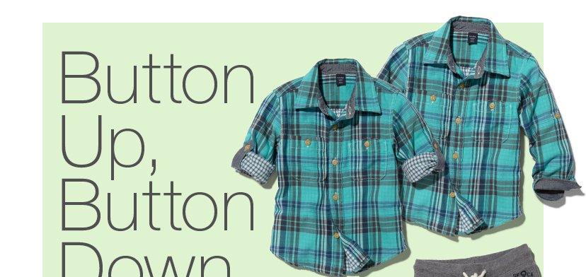 Button Up, Button Down