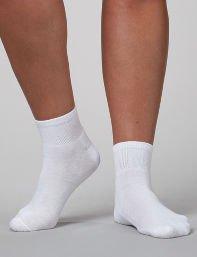 Black/Grey,Black 2-Pack Athletic Ankle Socks