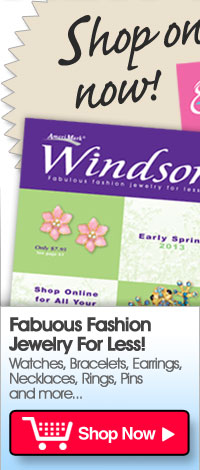 Windsor Collection - Fabulous Fashion Jewelry for Less - New Catalog! New Products! Shop Now >