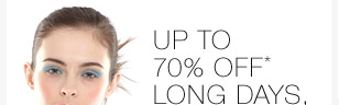 Up To 70% Off* Long Days, Lovely Dresses