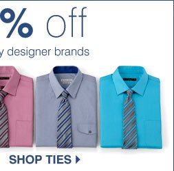Up to 30% off Dress shirts and ties from many designer brands. Shop ties.