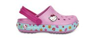 crocband™ hello kitty® clog