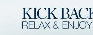 KICK BACK CASUALS
