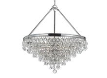 All Eyes on the Chandelier From Elegant to Deco