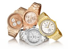Get Your Shine On Metal Watches