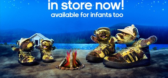 in store now! available for infants too