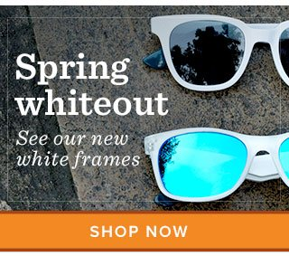 Spring Whiteout - Shop Eyewear