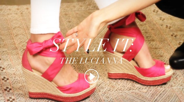 Style it: The Lucianna