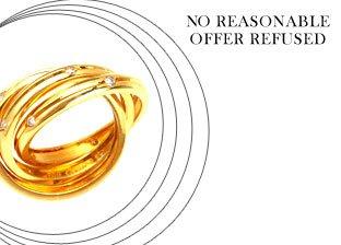 No Reasonable Offers Refused: Charriol, Cartier, Hamilton & more
