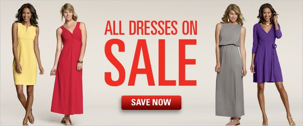 Hanes Signature Dresses on Sale