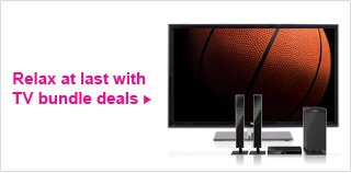 Relax at last with TV bundle deals