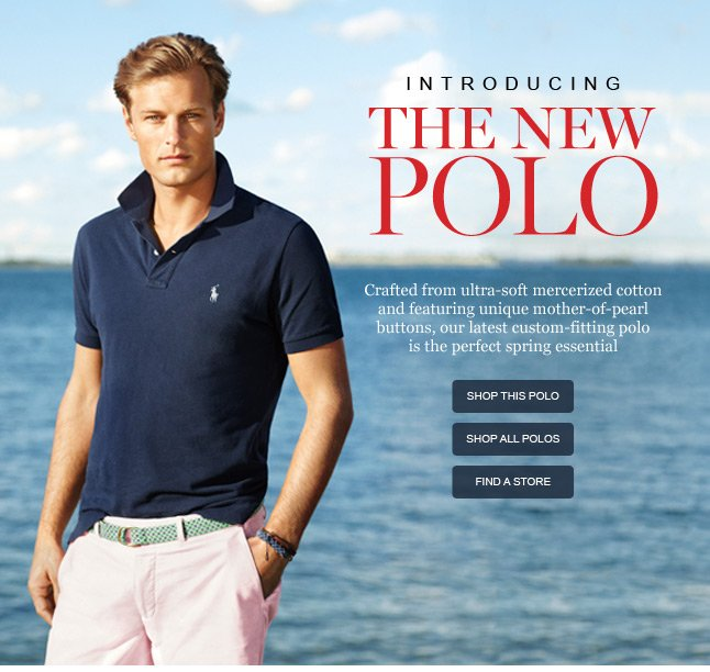 Introducing The New Polo