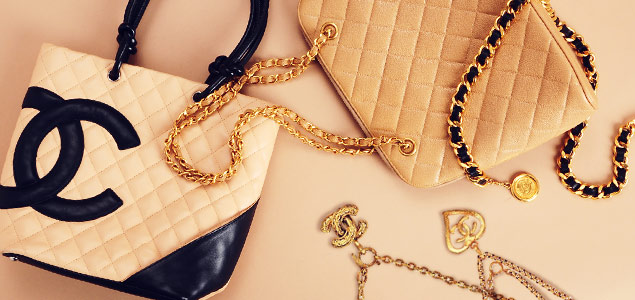 Chanel Handbags, Jewelry, and Accessories