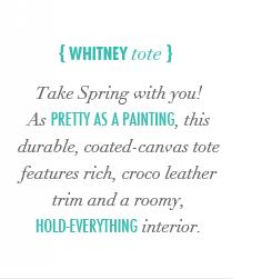 Whitney Tote