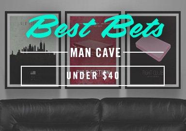Shop Best Bets: Man Cave Under $50