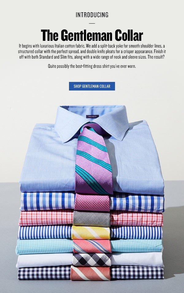 The Gentleman Collar