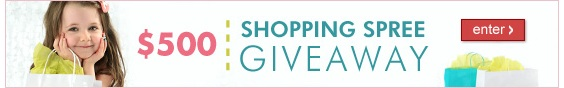 A $500 zulily shopping spree, just for you