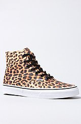 The Authentic Hi Sneaker in Leopard