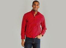 For Breezy Days Men's Lightweight Jackets