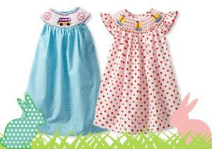 Sweet Smocking: Dresses from Majorie's Daughter