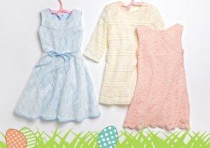Isabel Garreton Easter Dresses