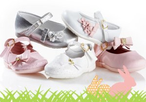 Egg-cellent Shoes: Pampili for Girls