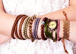 Stack 'Em Up Bracelet Event