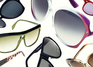 Mont Blanc, YSL, Alexander McQueen & more Sunglasses