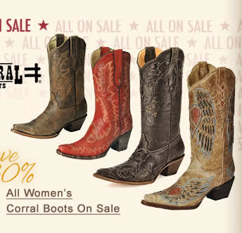 Women's Corral Boots