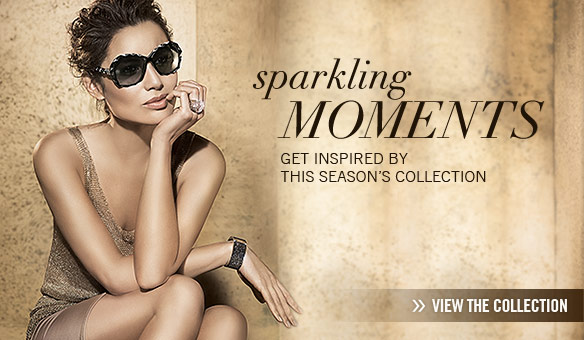 SPARKLING MOMENTS - The Spring Collection