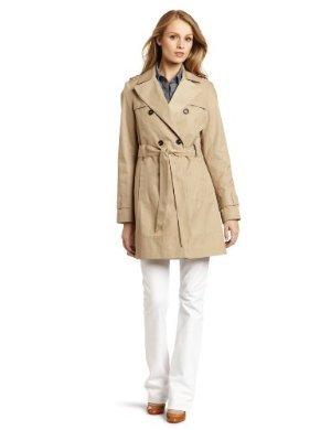 Tommy Hilfiger<br>Spring Trench Coat