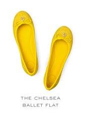 THE CHELSEA BALLET FLAT