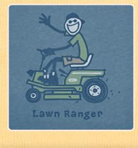 Men's Crusher Tee Lawn Ranger
