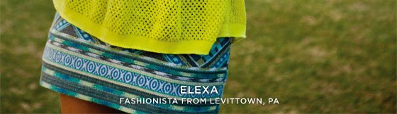 Elexa | Fashionista From Levittown, PA