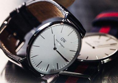 Shop New Daniel Wellington Watches & More