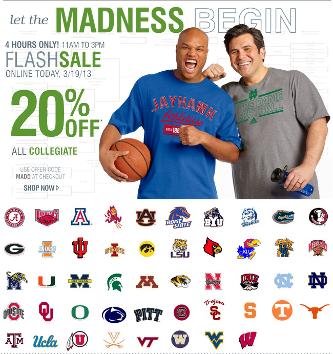 Shop All NCAA