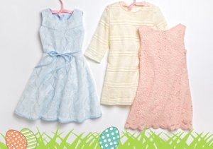 Isabel Garreton Easter Dresses