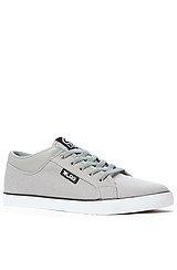 The Maple Sneaker in Ash & White