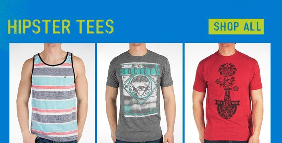 Shop Hipster Tees