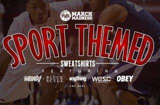 March Madness: Sports Themed Sweatshirts