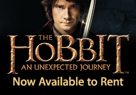 The Hobbit: An Unexpected Journey - Now Available to Rent