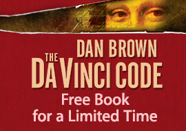 The Da Vinci Code - Free Book for a Limited Time