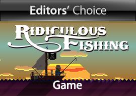 Editors' Choice: Ridiculous Fishing - Game