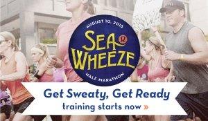 get sweaty, get ready