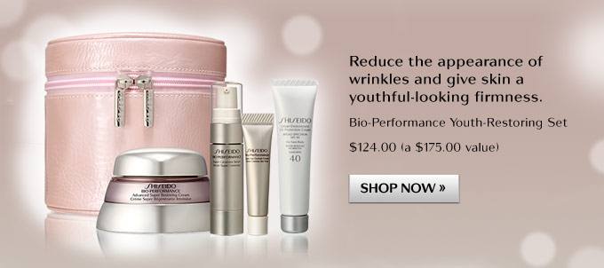Bio-Performance Youth-Restoring Set