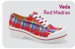 Veda Red Madras