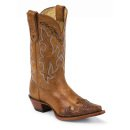 Tony Lama Women's Wingtip Vaquero Collection Western Boots